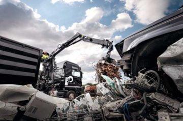 Nostureiden käyttö kierrätyksessä on yksi tulevaisuuden kasvualoja