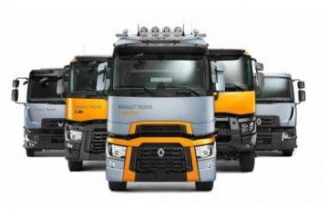 Vuodesta  1894: Renault Trucks juhlii 125-vuotista historiaa