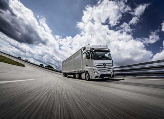 Uusi Mercedes-Benz Actros on nyt myös Truck of the Year 2020