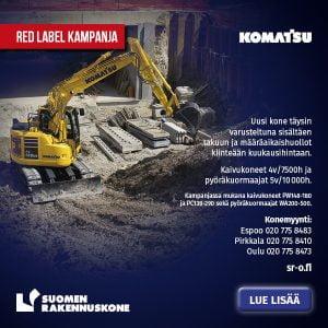 Suomen Rakennuskone Oy
