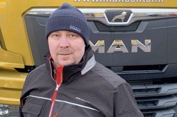 Nimitysuutinen: Mikko Silfverberg raskaiden kuorma-autojen tuotepäälliköksi MAN Truck&Bus Finlandille