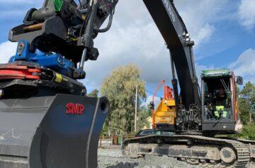 SMP Parts maailmanlaajuiseen yhteistyöhön Volvo CE:n kanssa