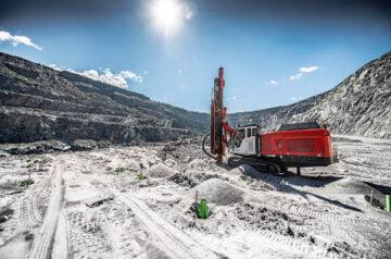 Sandvik toimittaa uraauurtavaa Top Hammer XL -porausteknologiaa Tapojärvelle, Yaran Siilinjärven kaivokselle