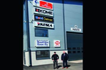 Öljycenter on nyt virallinen ExxonMobil-diileri Suomessa