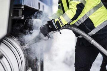 Gasumin ja Eurowagin yhteistyö vahvistaa kaasun saatavuutta rajat ylittävien kuljetusten polttoaineeksi
